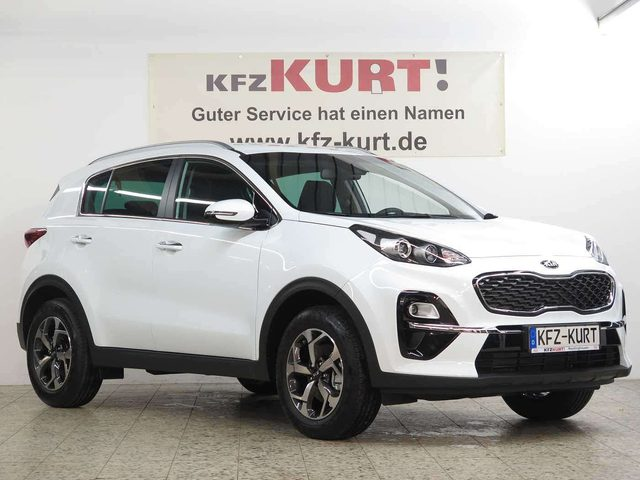 Sportage, 1.6 GDI 2WD OPF ISG Vision! FACELIFT!