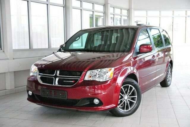 Grand Caravan, Dodge Grand Caravan 3,6L.V6. GAS-LPG,Leder,Alcan