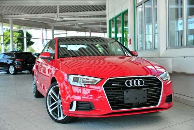 Audi, A3, 2.0 TFSI S tronic quattro S Line/Panorama