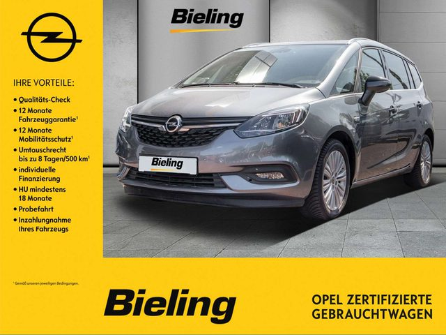 Opel, Zafira, Active 1.6 Direct Injection Turbo, 100 kW (136 PS