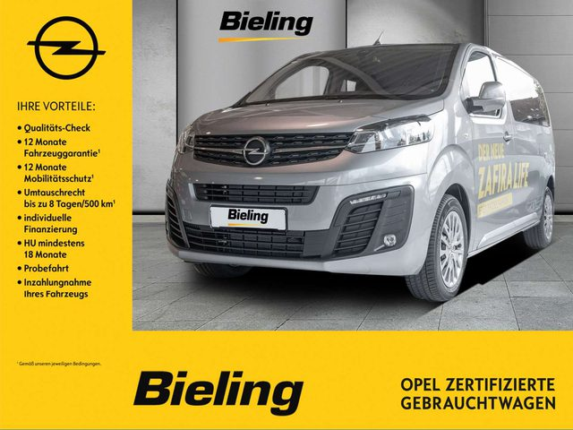 Zafira Life, Selection M 2.0 Diesel 110 kW (150 PS) Start/Stop