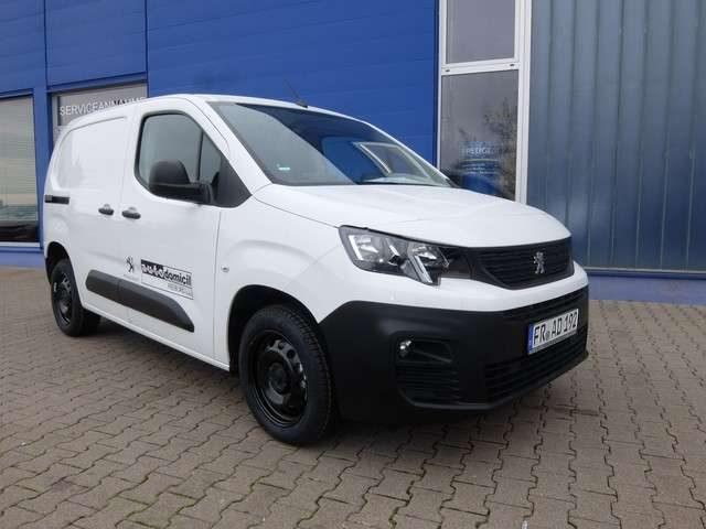 Peugeot, Partner, 1.5 BlueHDi 100 L1 EHZ S&S Premium