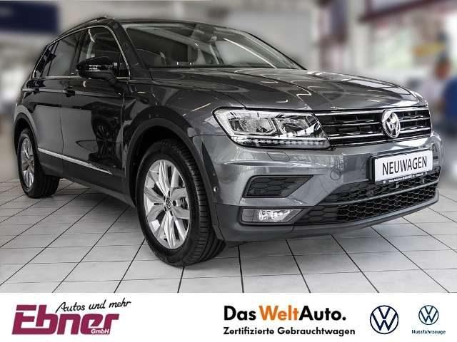Volkswagen, Tiguan, IQ.DRIVE 2.0TDI DSG LED,AHK,NAVI,18ZOLL
