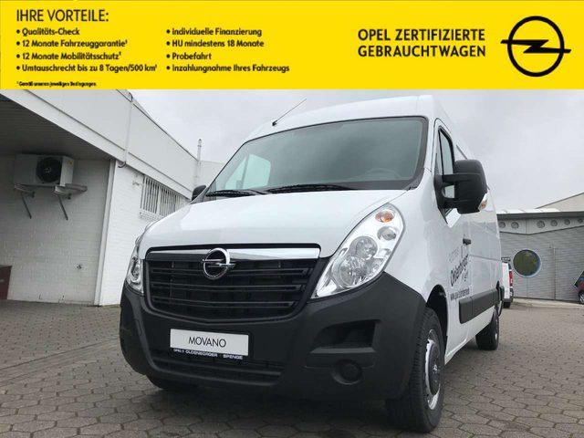 Opel, Movano, HKa L2H2 3,5t B Kasten, PDC hinten, Klimaanlage