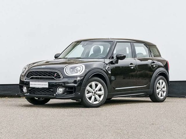 Cooper S Countryman, Chili Head-Up Leder Pano.Dach