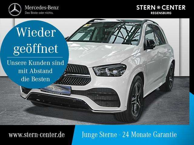 GLE 300, d 4MATIC AMG+Sitzklima+Distronic