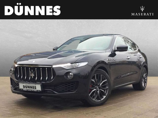 Levante, Q4 Diesel - LED, 20', Business Plus - Maserati Reg