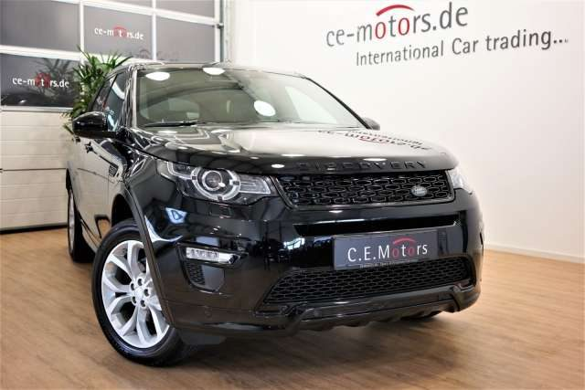 Discovery Sport, 2.0 TD4 HSE DYNAMIC*Pano*7-Sitze