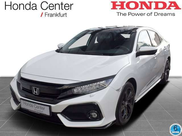 Honda, Civic, 1.5 Sport Plus