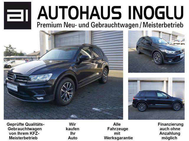 Volkswagen, Tiguan, 1.4 Trendline DSG LED Navi Spurh.Privacy Temp SHZ
