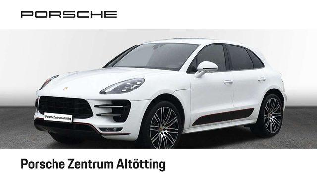 Porsche, Macan, Turbo mit Performance Paket