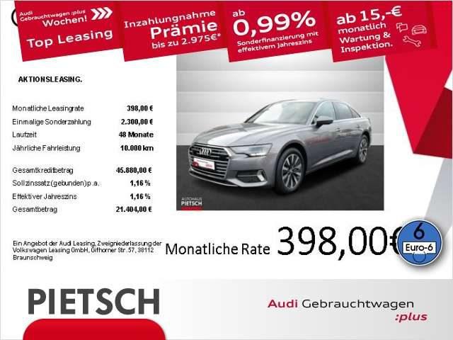 Audi, A6, 40 TDI Sport - Navi Dig. Radio LED Einparkh.