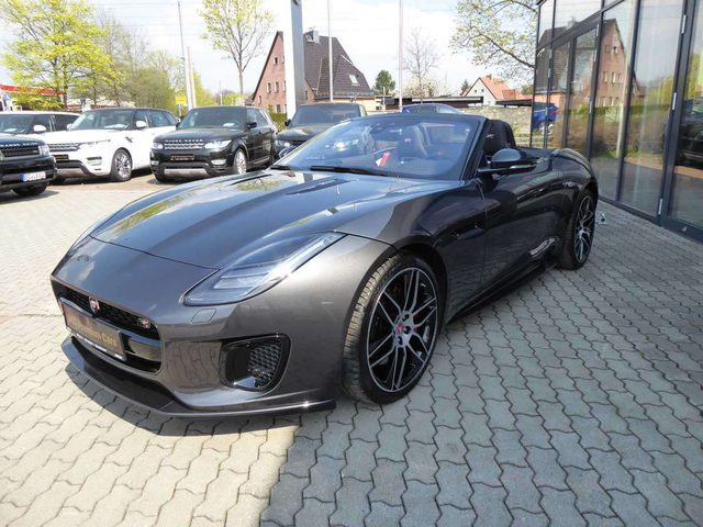 F-Type, Cabriolet P300 R-Dynamic #CHEQUERED FLAG#DAB#