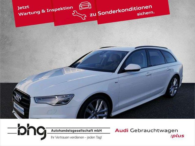 Audi, A6, Avant S line 3.0 TDI AHK StHz Matrix Head-up