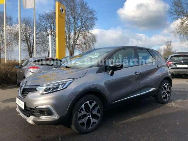 Renault, Captur, INTENS TCe 150 GPF Techno-Paket