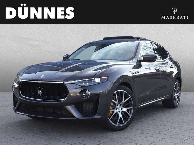 Levante, GTS Q4 - Maserati Regensburg - sofort lieferbar!