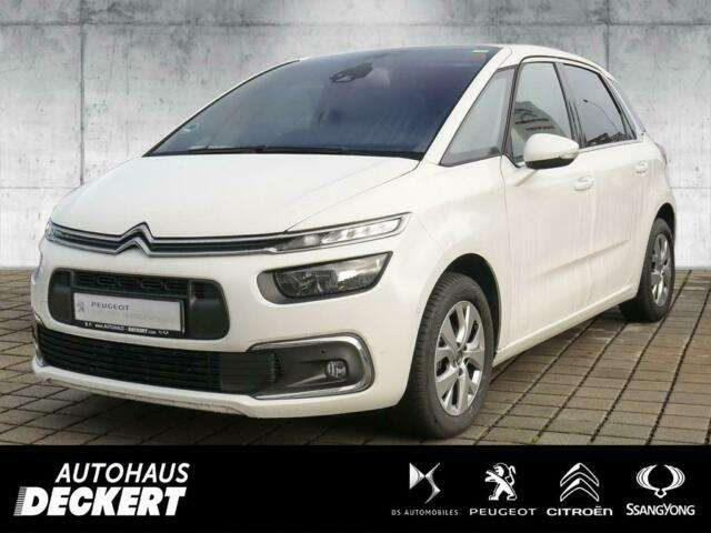 C4 Picasso, C4 Spacetourer Selection PureTech 130