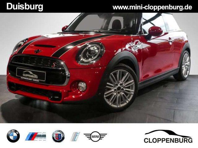 Cooper S, Chili LED NAVI PARK-ASSIST TEMPOMAT BT -