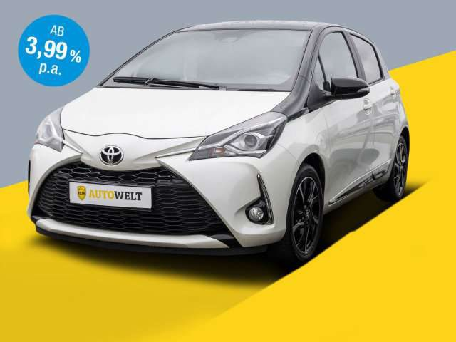 Toyota, Yaris, 1.5 Dual-VVT-iE Style Selection LED Tagf.+ Klima