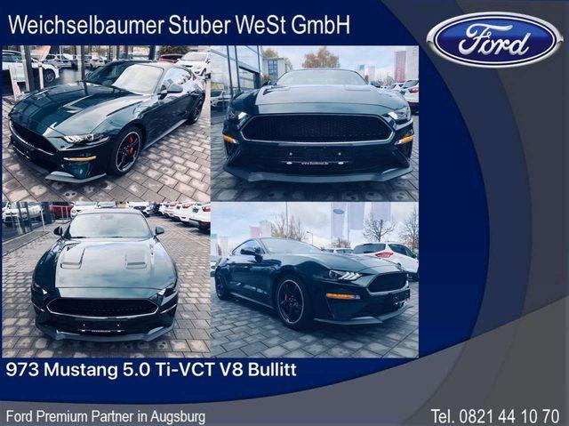 Mustang, 973 Mustang 5.0 Ti-VCT V8 Bullitt