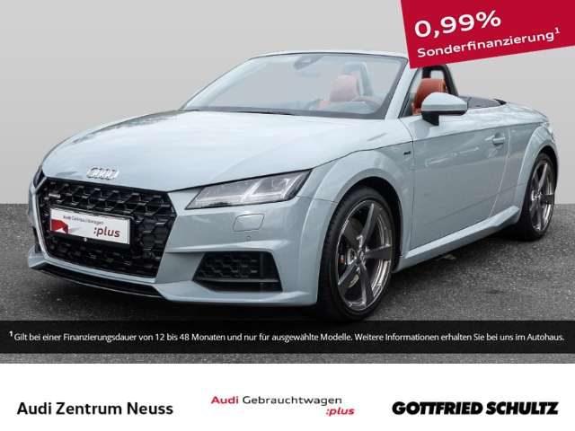 Audi, TT, 45 2.0 TFSI CLIM LEDER elektr. Verdeck Roadster qu