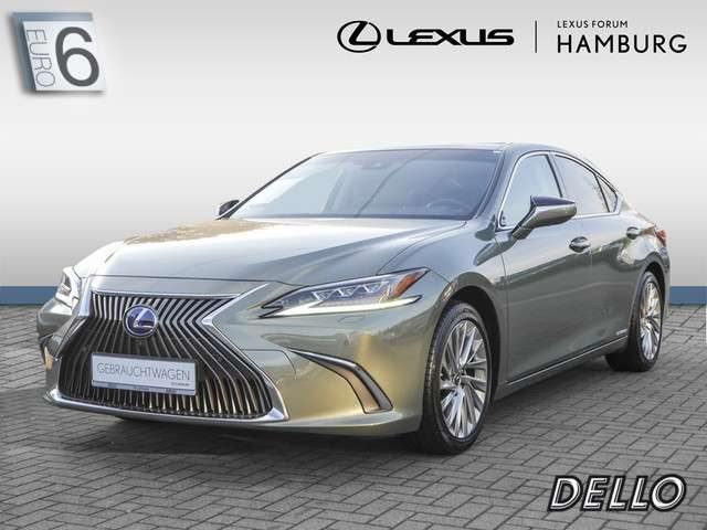 ES 300, h Luxury Line MATRIX-LED HGSD HUD NAVI