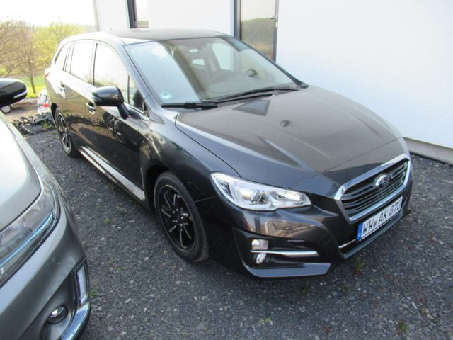 Levorg, 2.0 Lineartronic Edition