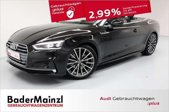 Audi, A5, Cabriolet 40 2.0 TDI quattro S tronic S line