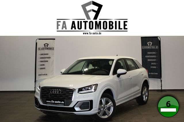 Q2, Sport 35 TFSI S Tronic Navi Plus LED Virtual
