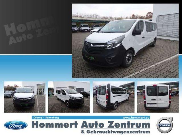 Opel, Vivaro, B Kombi 1.6 CDTI Biturbo L2H *Klima*Eco*