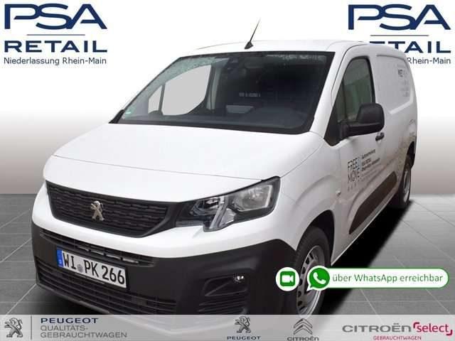 Peugeot, Partner, 1.5 BlueHDi 100 L2 EHZ S&S Premium