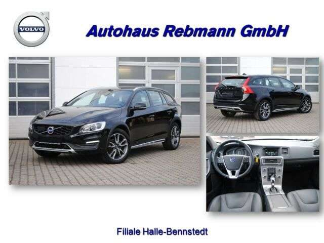 V60 Cross Country, V60 D4 Cross Country Summum AWD