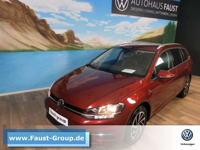 Golf Variant, JOIN UPE 33000 EUR EU6dTemp NAVI