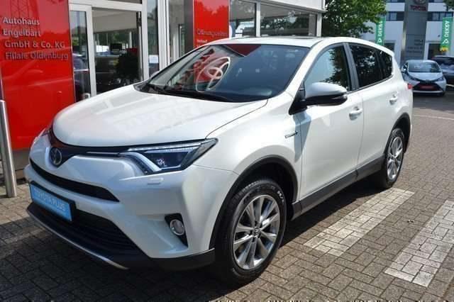 Toyota, RAV 4, 2.5 VVT-i Hybrid Edition S+ 4x2