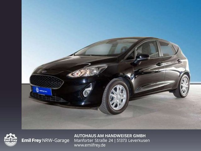 Ford, Fiesta, 1.0 EcoBoost S&S Aut. COOL&CONNECT, Park-As