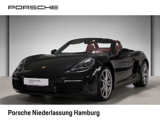 Boxster, 718 2.0 Connect Plus 20-Zoll