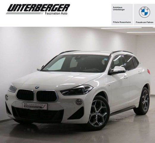 BMW, X2, xDrive20d M Sportpaket Head-Up HiFi LED WLAN