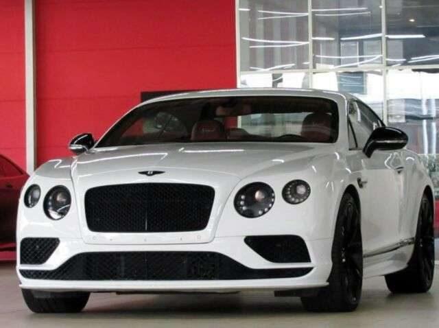 Continental, GT SPEED W12 *KAMERA*LEDER-BEiGE*21