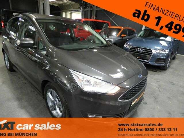 C-Max, 1.0EcoBoost Cool&Connect PDC|16