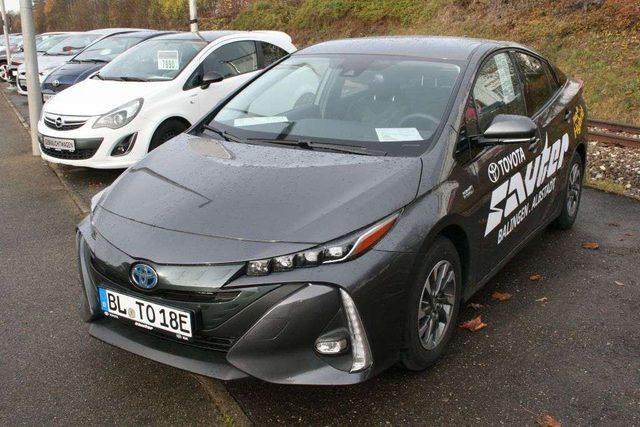 Toyota, Prius, Plug-in Hybrid Comfort 5 Sitzer