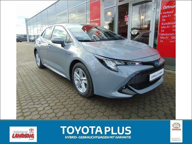 Corolla, 2.0 Hybrid Business Edition*NAVIGATION*METALLIC*