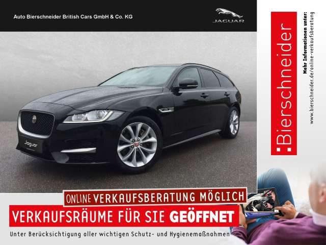 Jaguar, XF, Sportbrake 20d R-Sport TOUCH PRO CONNECT PRO KAMER
