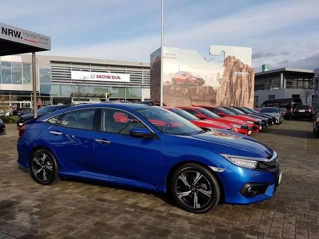 Honda, Civic, 1.5 Executive|Leder|LED|Schiebedach