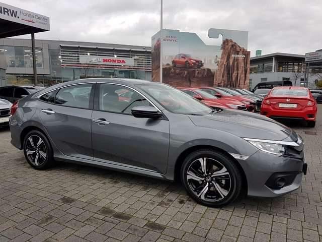 Honda, Civic, 1.6 Elegance Automatik | Navi