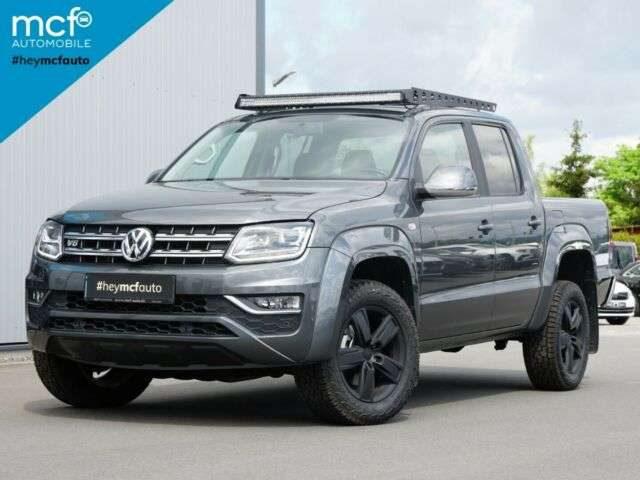 Volkswagen, Amarok, DC V6 258 4Motion Highline *DiffSperre*