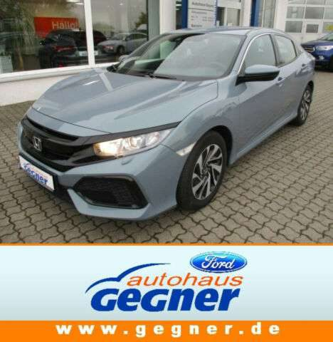 Civic, 1.0 i-VTEC Turbo Comfort Navi ACC
