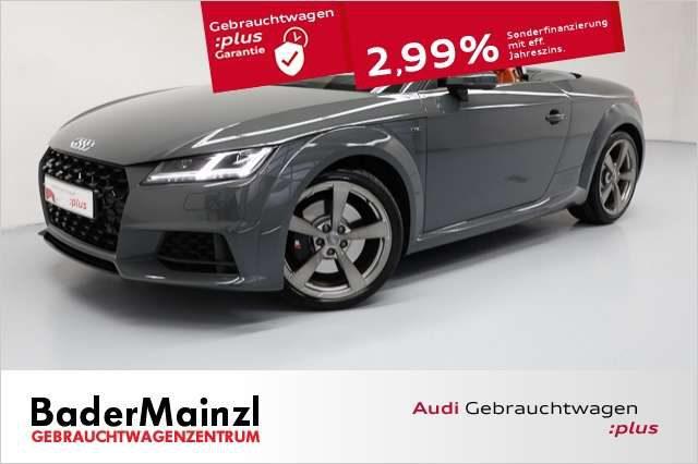 Audi, TT, Roadster 45 2.0 TFSI quattro S tronic B+O