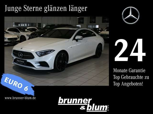 CLS 450, 4M Edition 1,Widescreen,360°,Head Up edition 1