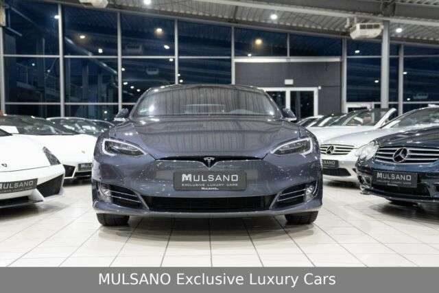 Model S, 100D Komfort-Paket Premium-Upgradepaket