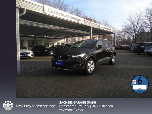 XC40, D4 AWD Geartronic Momentum Standhzg. LED